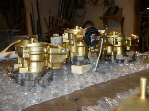 Engine repair parts